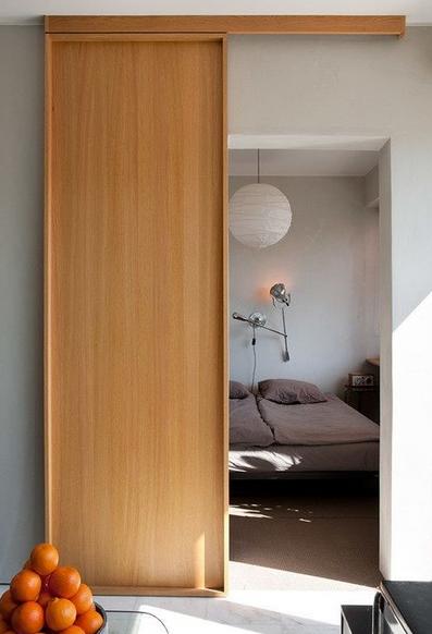 model pintu kamar minimalis modern