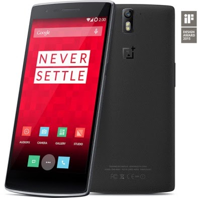 OnePlus One Smartphone Android Harga Rp 3.9 Jutaan