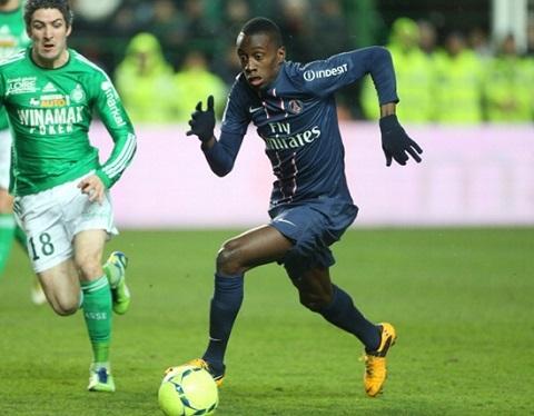 Matuidi trong màu tuyển Pháp.