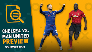 Chelsea v Manchester United: Premier League