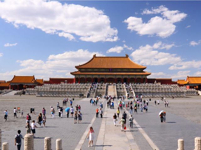 Bắc Kinh – Nơi văn hóa tỏa sáng