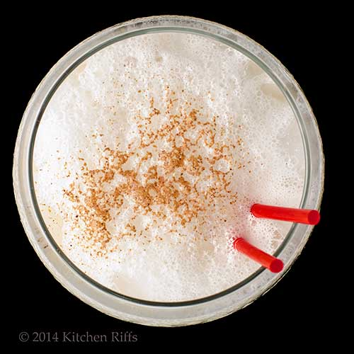 The Milk Punch Cocktail
