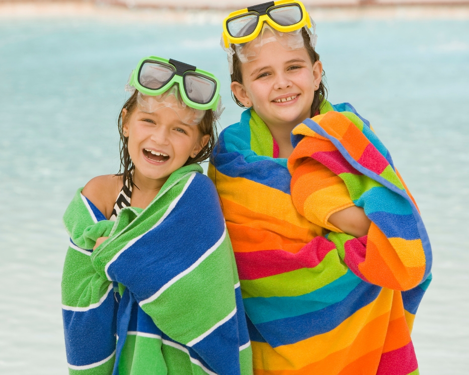Learn to swim Muscat Oman BritSwim swimming lessons