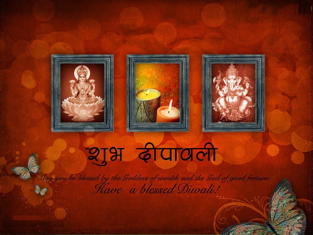 Happy Diwali Wallpapers 2014 for Facebook Free Download