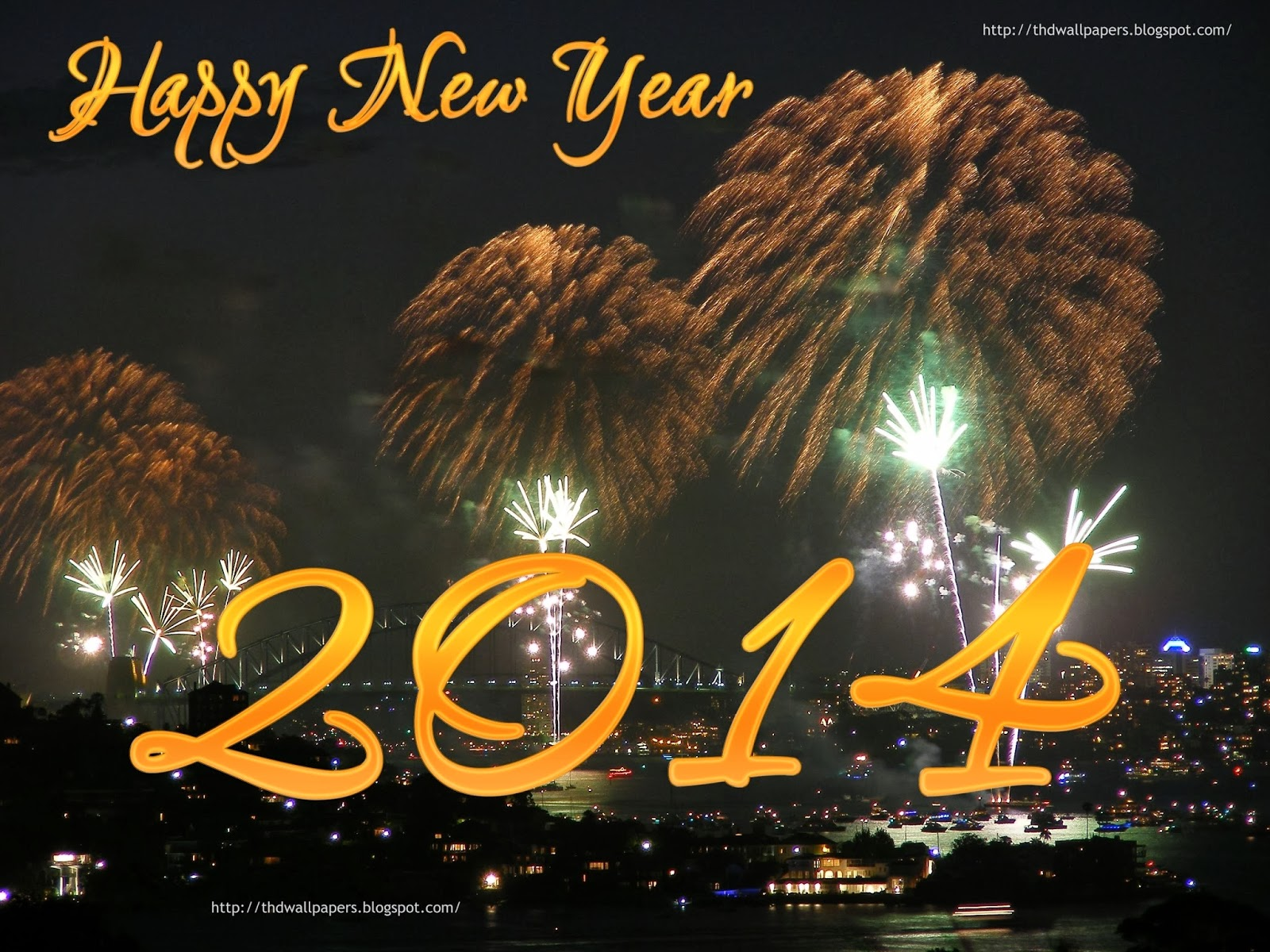 Happy New Year 2014.5 Send Free New Years Greeting Cards 2014