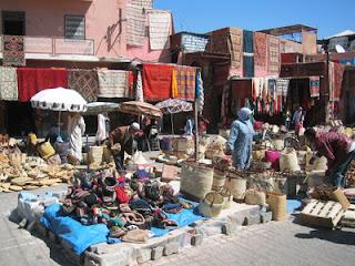 De viajeros por Marrakech 27