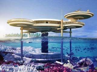 Water Discus Hotel