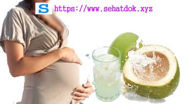 Air Kelapa Muda Membuat Kulit Bayi Baru Lahir Bersih dan Jernih