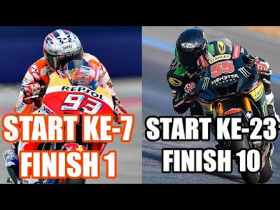 MotoGP, Moto2, Moto3, Litar Antarabangsa Sepang, Sport, Hafizh Syahrin, Valentino Rossi, SIC, Sepang International Circuit, Khairul Idham Pawi, Adam Norrodin, Marc Marquez, Maverick Vinales, Yamaha, Honda, Monster Tech3, Keputusan MotoGP di Litar Antarabangsa Sepang, Malaysia,