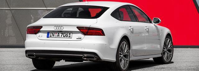 Audiblogpl Wszystko O Audi A7 S7 Rs 7 Karoseria I Stylistyka