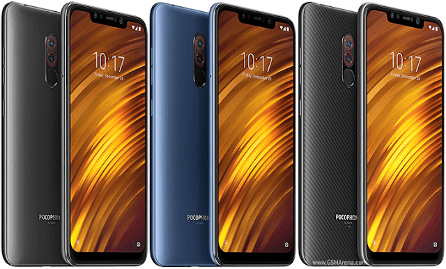 Xiaomi Pocophone F1 smartphone Full Specs Price and Features