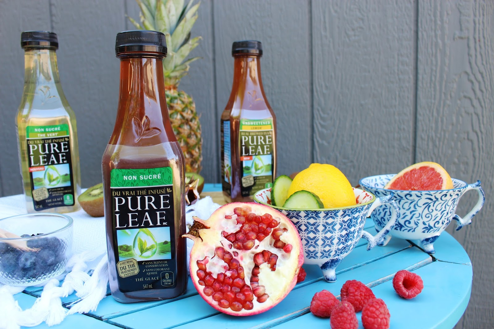 Pure leaf unsweetened iced tea recipes