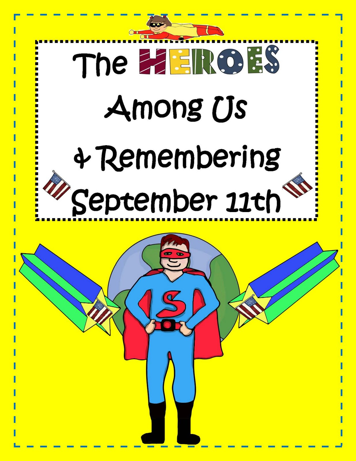 Engaging Lessons And Activities September 11th Heroes