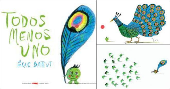 cuentos para enseñar valores niños: todos menos uno, voluntad, tolerancia, diferencia