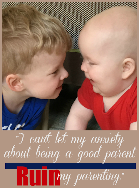 Anxiety about Parenting