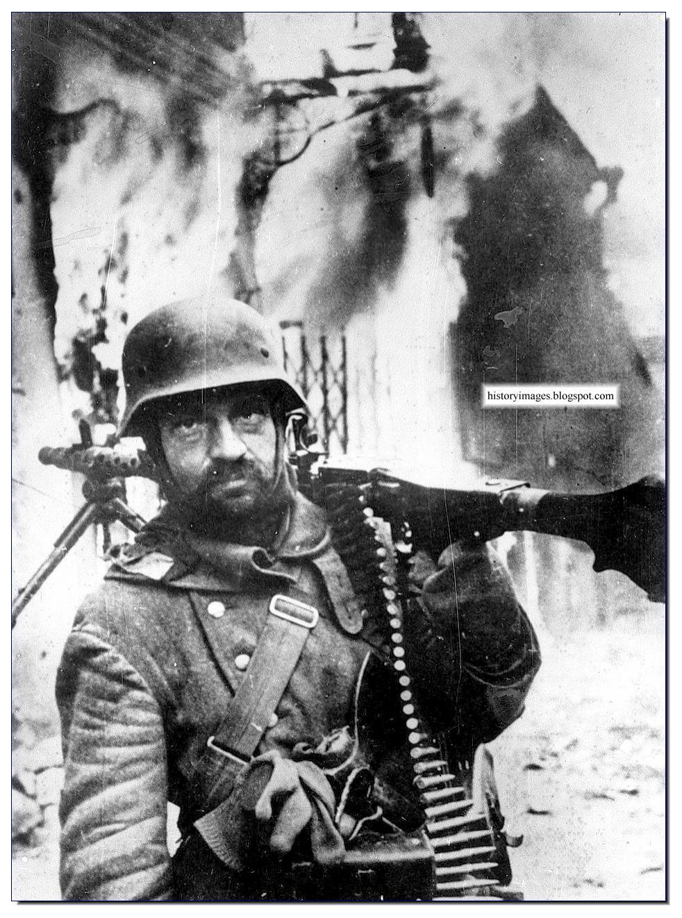 German machine gunner zhitomir ukraine november 1943