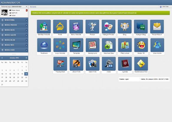 download source code website perusahaan