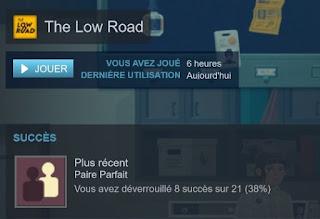 The low road jeu