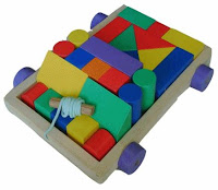 penyedia, produsen, pengrajin, penjual, distributor, supplier balok mobil pick up 2 dan berbagai macam jenis mainan alat peraga edukatif edukasi anak tk dan paud (APE) playground atau media belajar anak-anak,