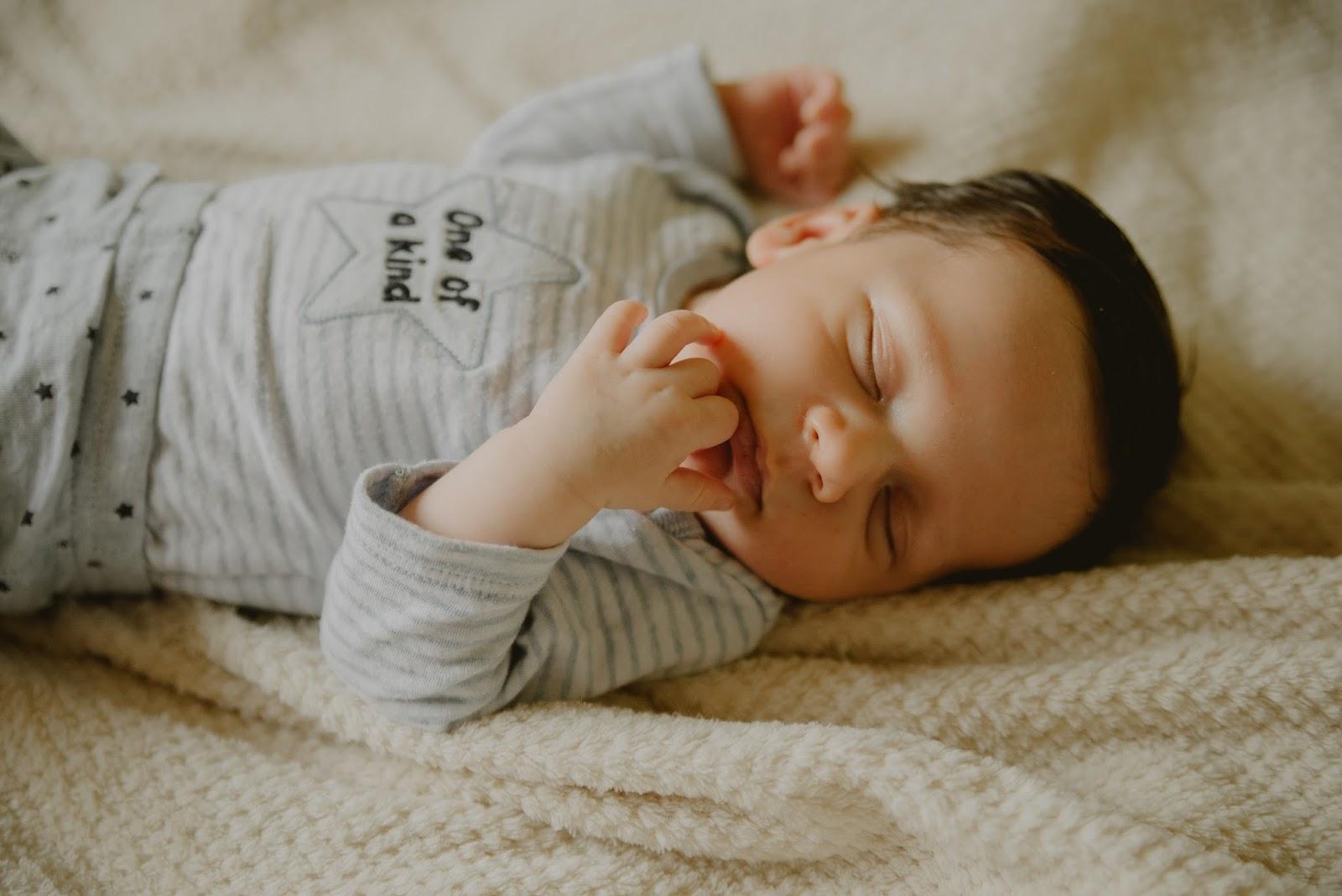 Czy Twoje dziecko dobrze śpi?