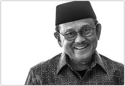 Biografi BJ Habibie, Si Jenius Ahli Pesawat Terbang