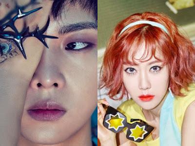OST W N VIXX dan Yeoeun Melody Day