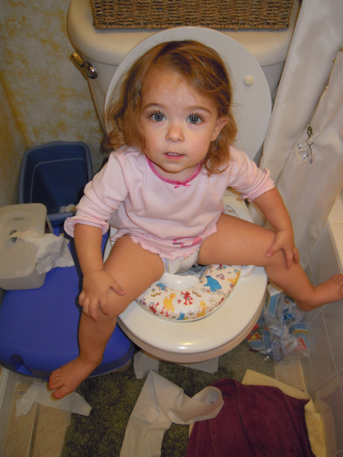 torres tidbits potty training in a week