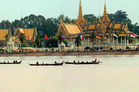 Tonle Sap, Kamboja