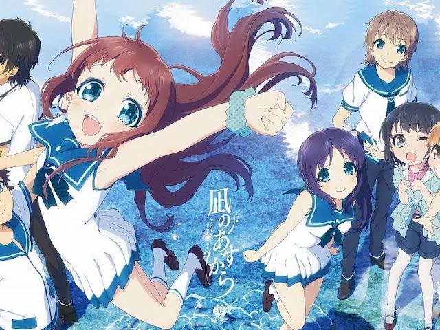 Nagi no Asukara ( Nagiasu ) BD Sub Indo : Episode 1-26 END | Anime Loker
