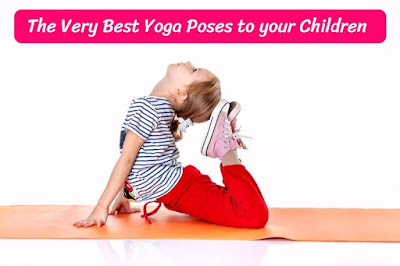 The Very Best Yoga Poses to your Children, energeticreact