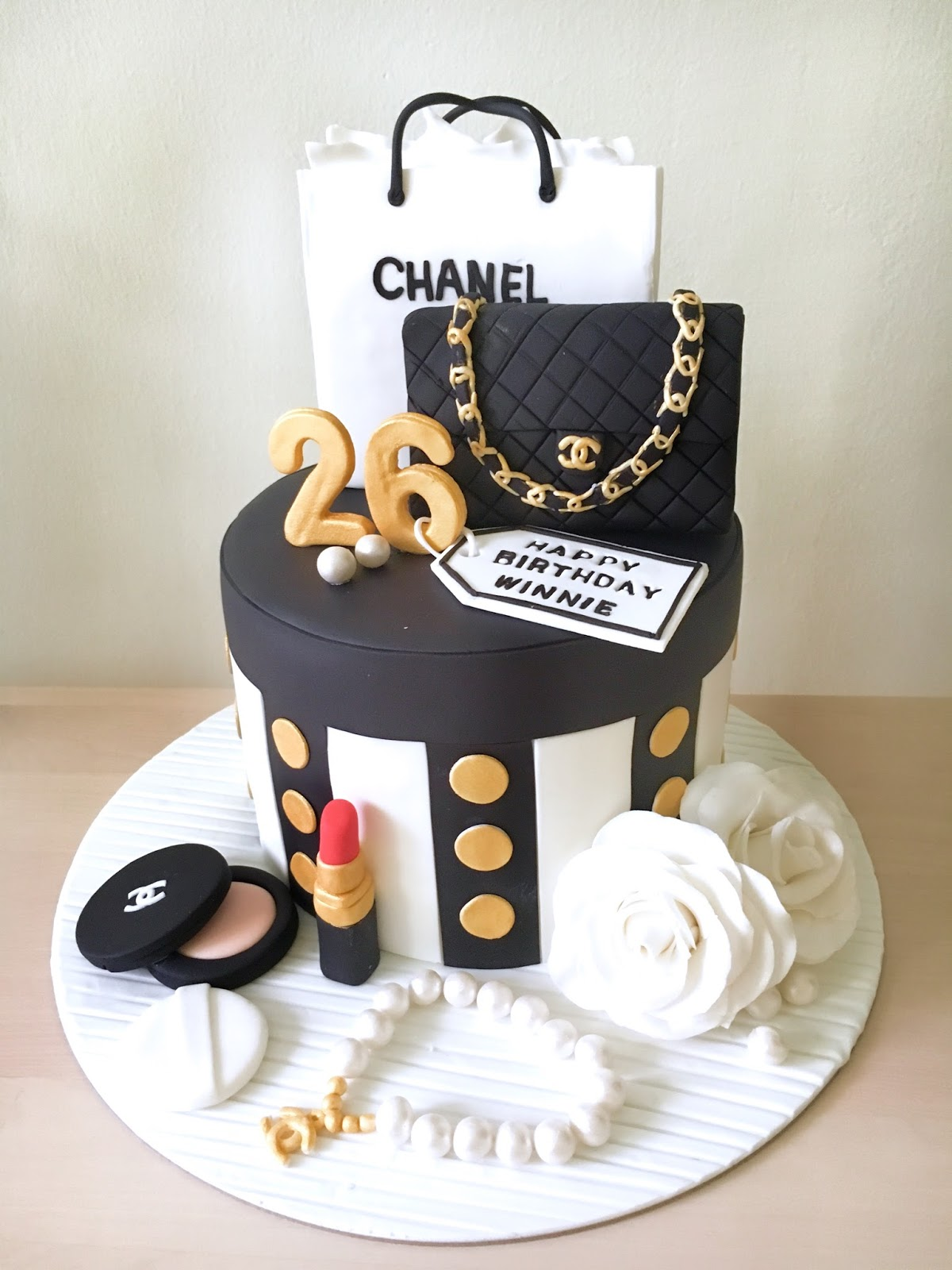 Oven Creations Happy 26th Birthday Winnie Part 2