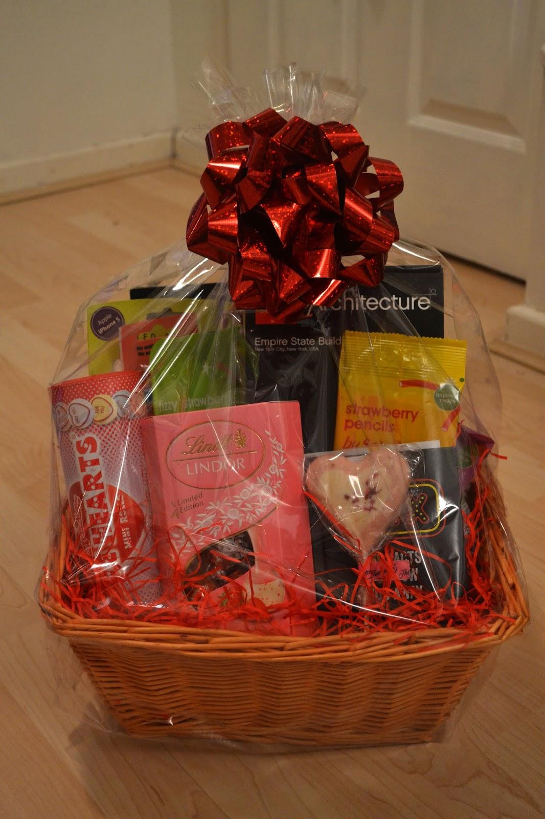 Homemade Valentine S Day Gift Hamper Blonde Ambition