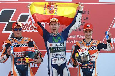Antara Italia dan Spanyol, Siapa Raja MotoGP?