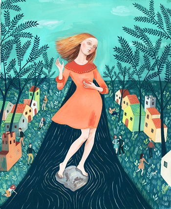 """The river"" - Helena Perez Garcia 