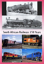 SOUTH AFRICAN RAILWAYS 150 YEARS - DVD SET (JEAN DULEZ)