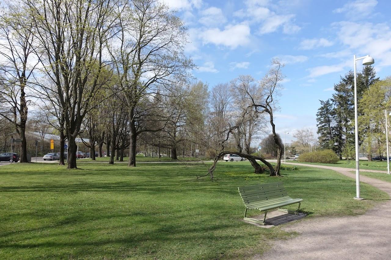 エスペリア公園(Hesperiaparken)