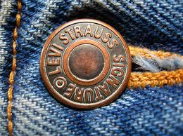 lewis кнопки на джинсах