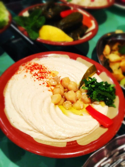 Lebanese Food at Beirut Express