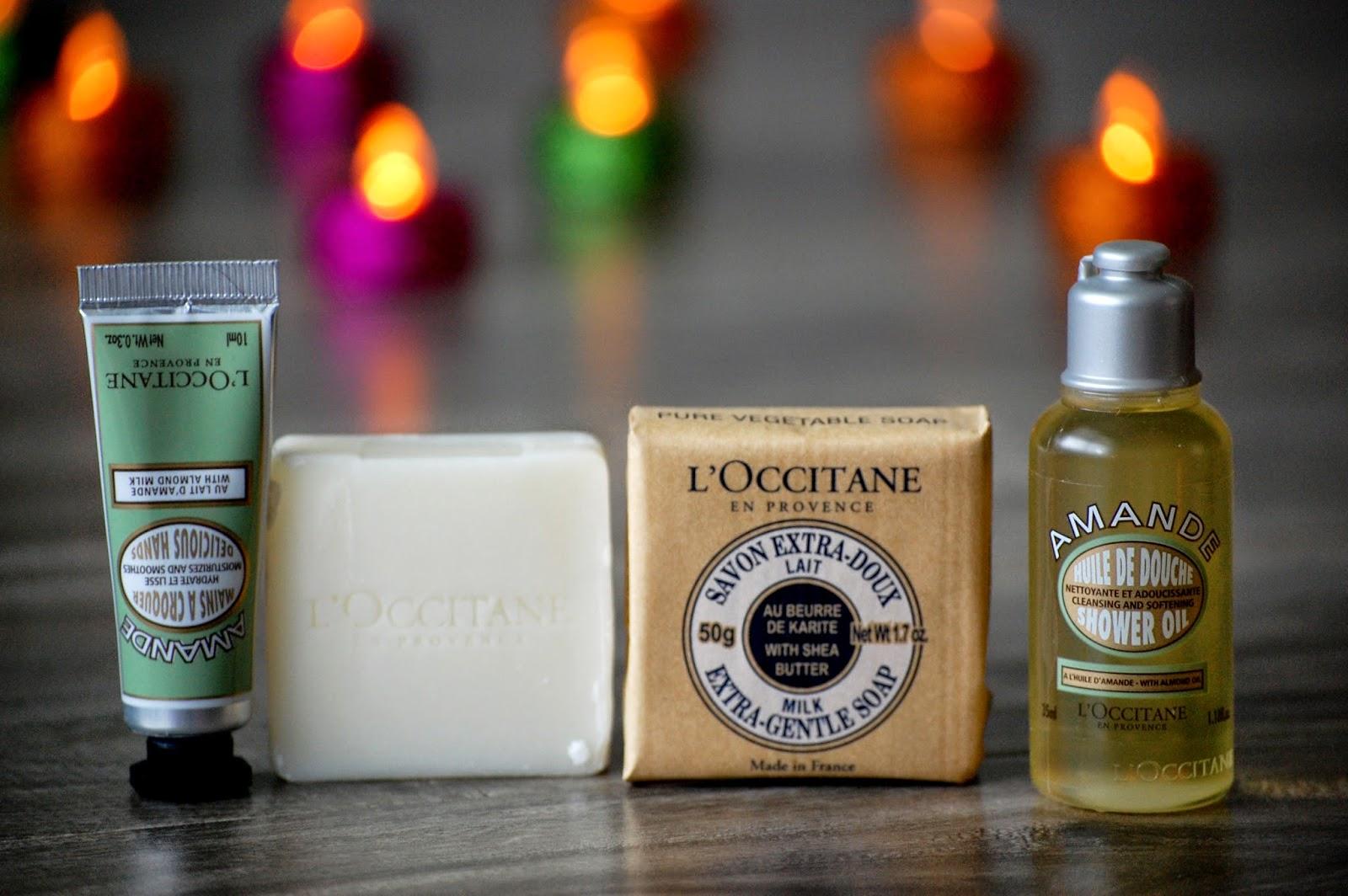 LOccitane Happy Birthday Collection