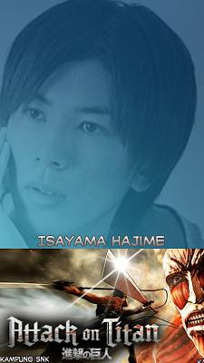 Inspirasi Membuat Manga Titan
