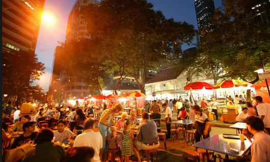 Tempat Wisata Kuliner di Singapura yang Wajib Dicoba