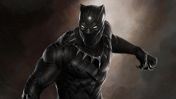 superhero black panther