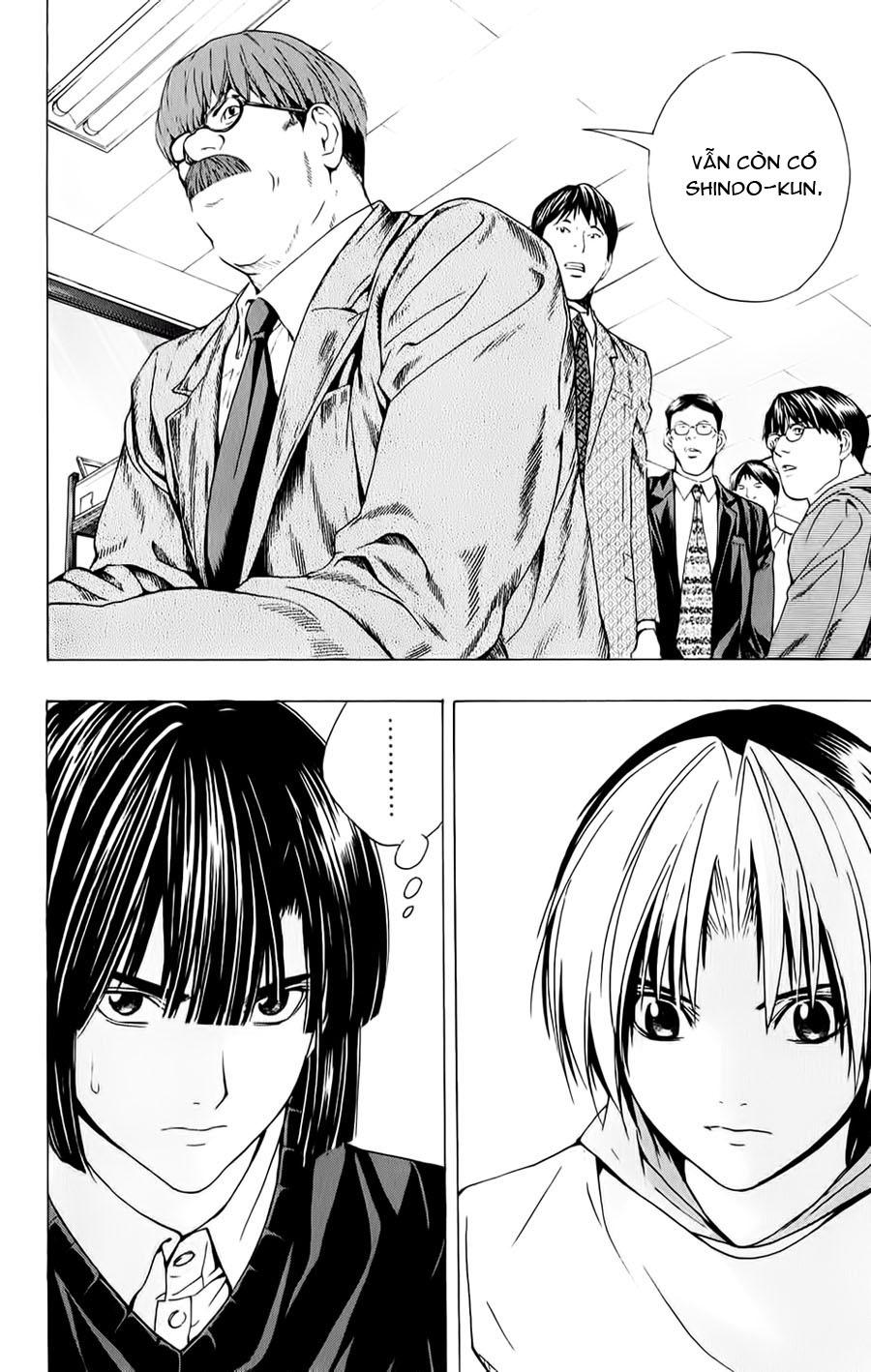 Hikaru No Go hikaru no go chap 146 trang 9