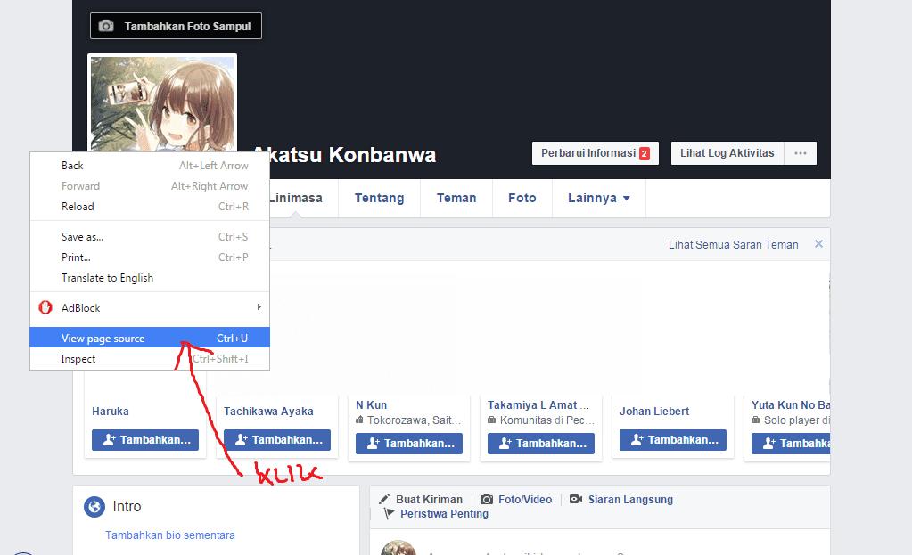 Cara Gampang Mengaktifkan Facebook Profile Guard — Zone id