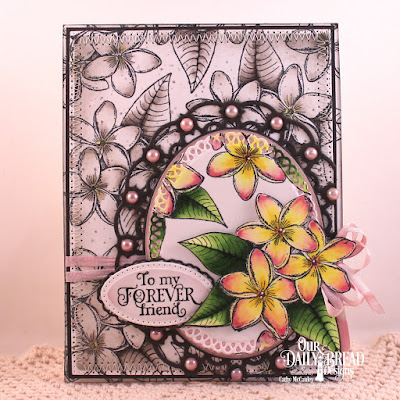 Our Daily Bread Designs Stamp Set: Sweet as Perfume, Our Daily Bread Desigins Custom Dies:Flourished Star Pattern, Layered Lacey Ovals, Ornate Ovals, Ovals, Pierced Oval