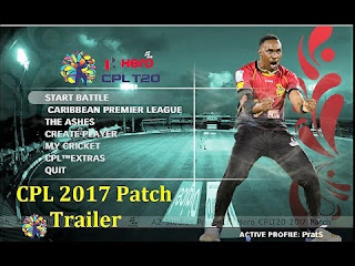CARIBBEAN PREMIER LEAGUE T20 2017 download free pc game full version