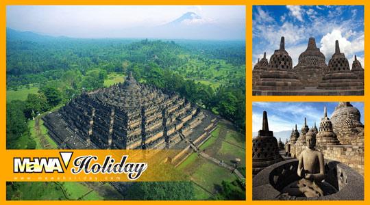 Wisata Bali Baru Indonesia borobudur