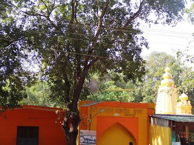 Baneshwar Temple Nasrapur phata in Pune