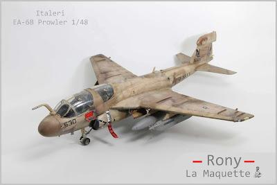 EA-6B prowler  Italeri