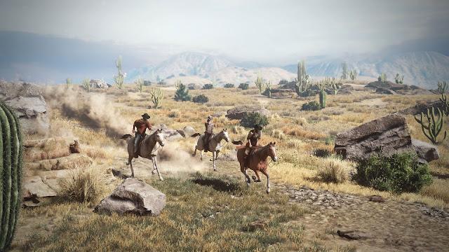 رسميا لعبة Wild West Online أصبحت متوفرة الآن بالنسخة النهائية …
